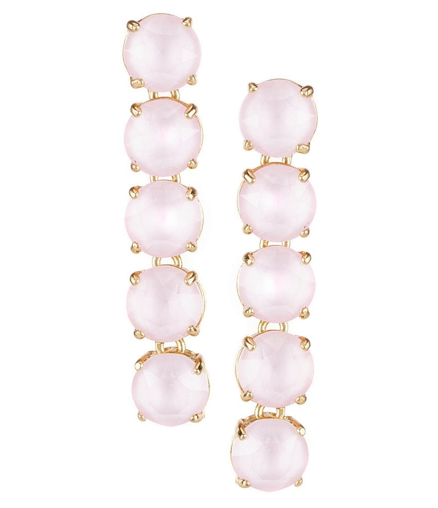 kate spade new york Fancy That Linear Drop Earrings