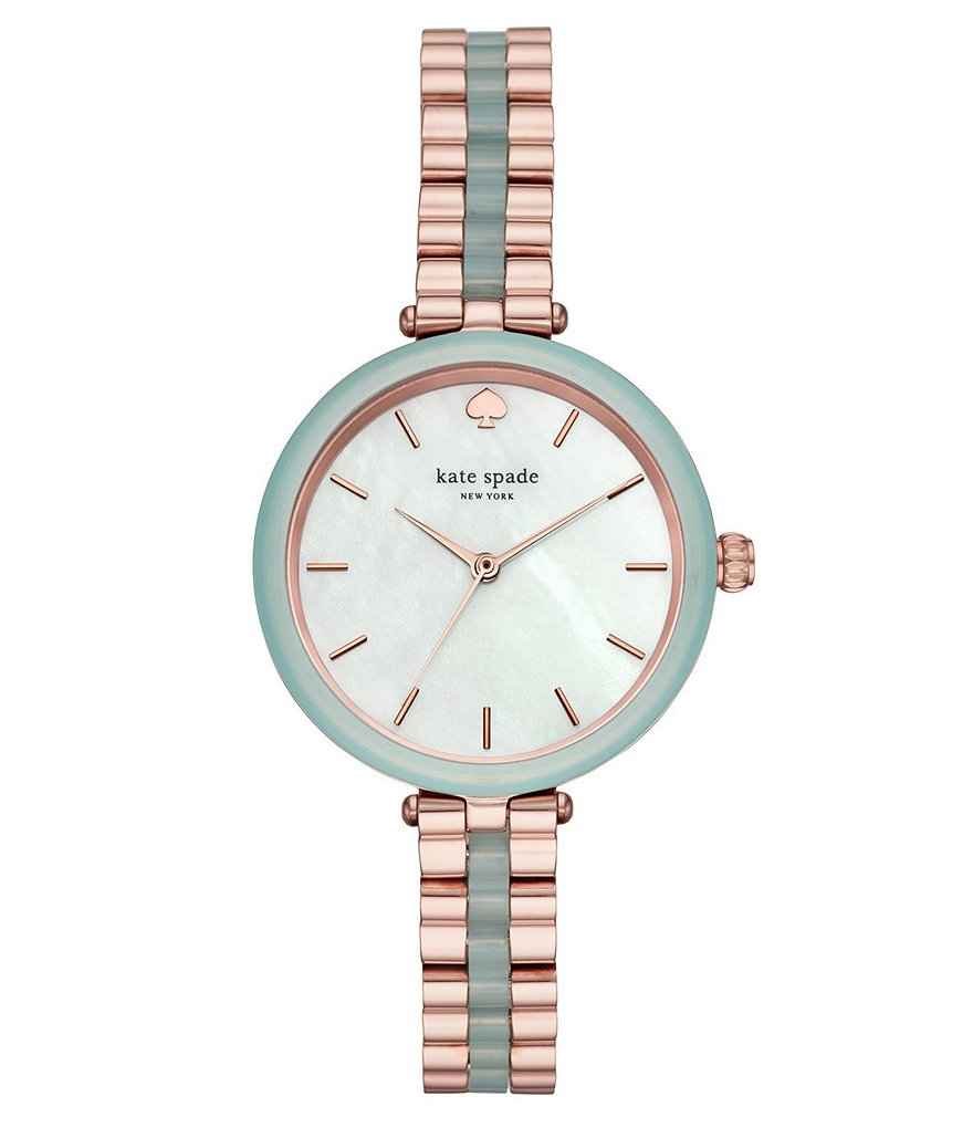 kate spade new york holland bracelet watch