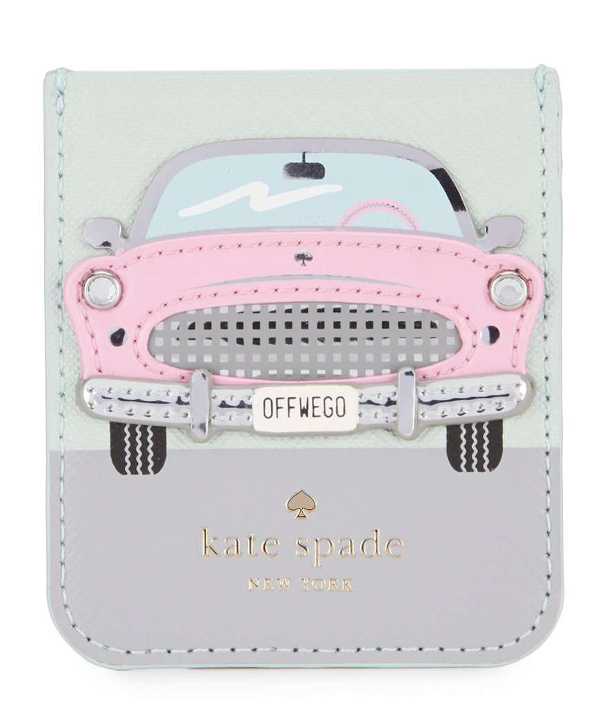 kate spade new york Hot Rod iPhone Sticker Pocket