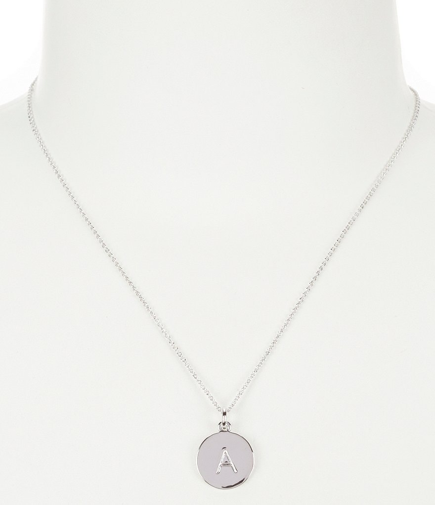 bloom initial necklace bloomboutique product sterling pendant contemporary original by silver
