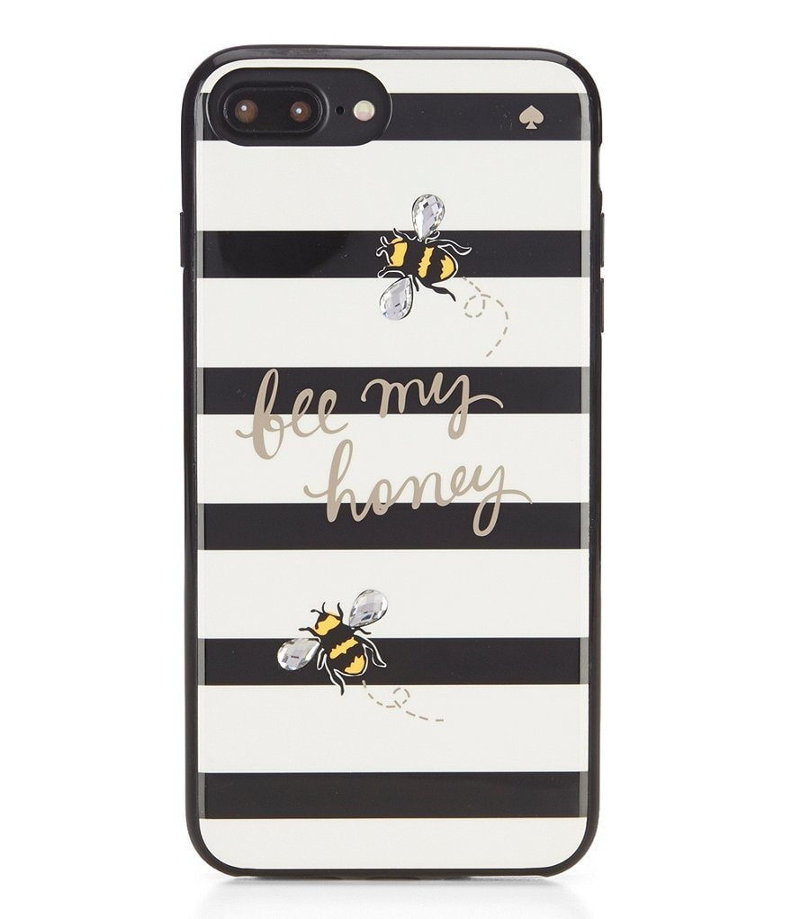 kate spade new york Jeweled Bee My Honey iPhone Case