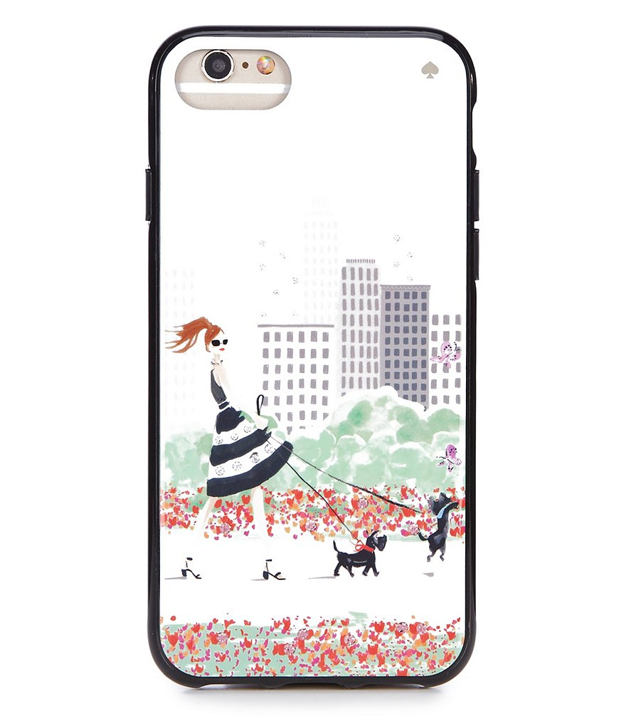 kate spade new york Jeweled Shopper IPhone 8 Case
