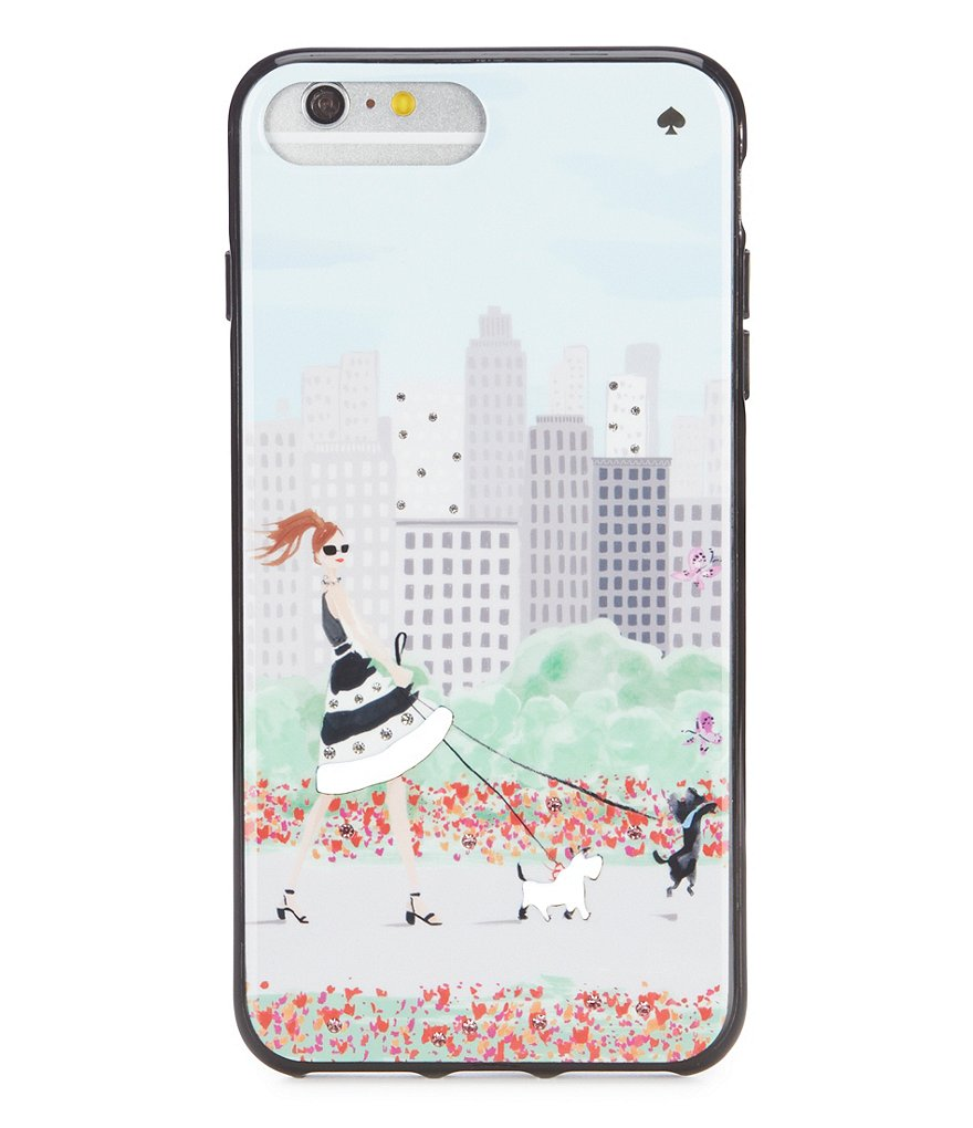 kate spade new york Jeweled Shopper IPhone 8 Plus Case