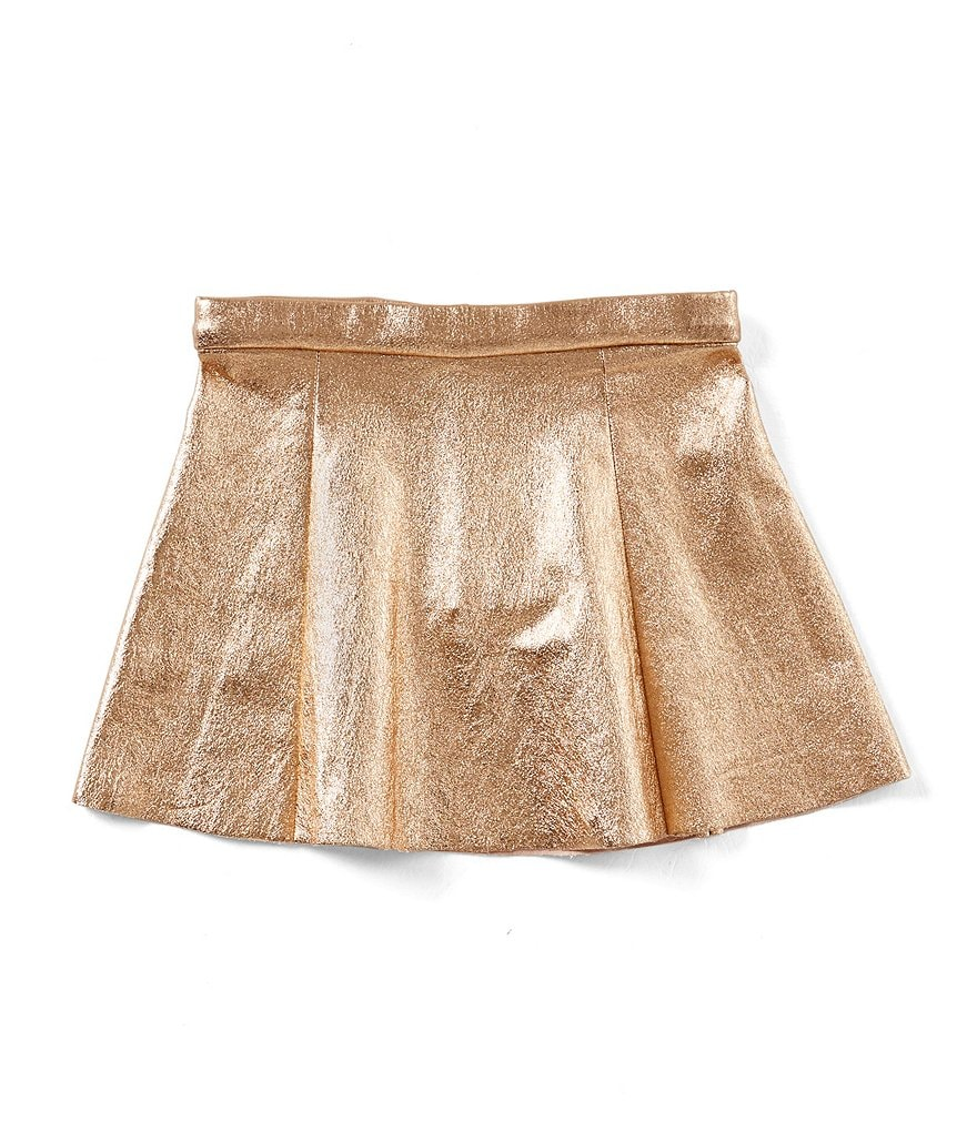 kate spade new york Little Girls 2-6 Metallic Skirt