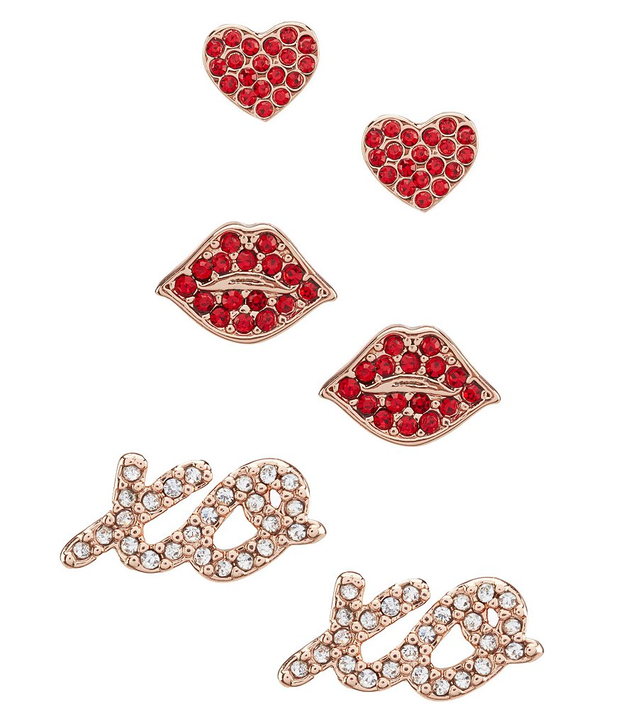 kate spade new york Love Studs Earring Set
