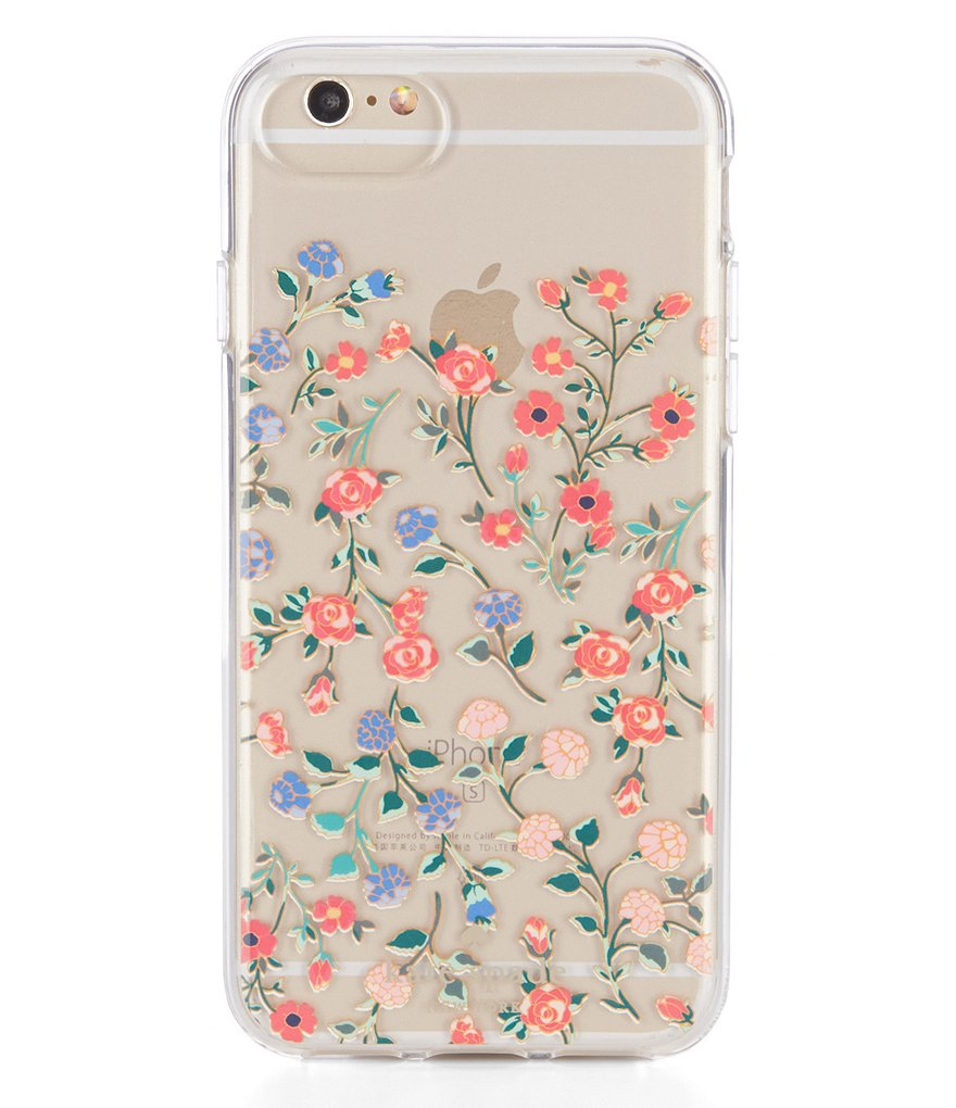 kate spade new york Mini Bloom iPhone Case