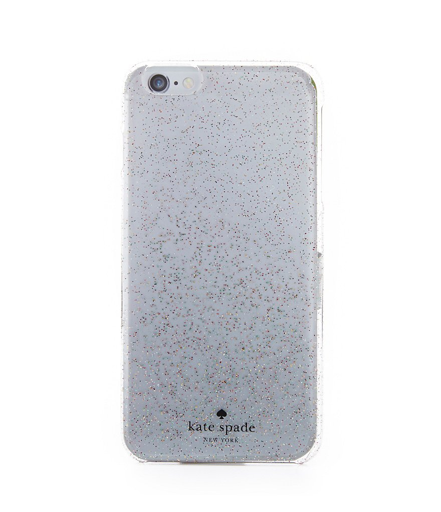 kate spade new york Multi Glitter iPhone 6 Plus Case
