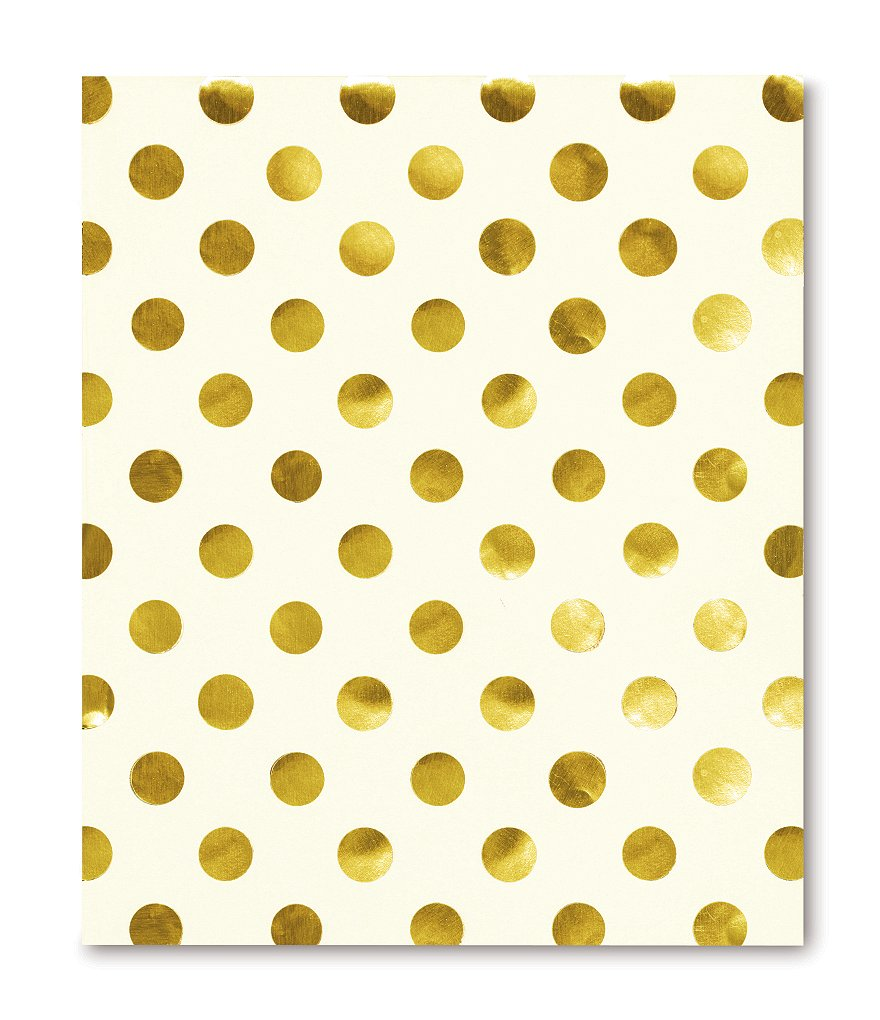 kate spade new york Polka-Dot Spiral Notebook