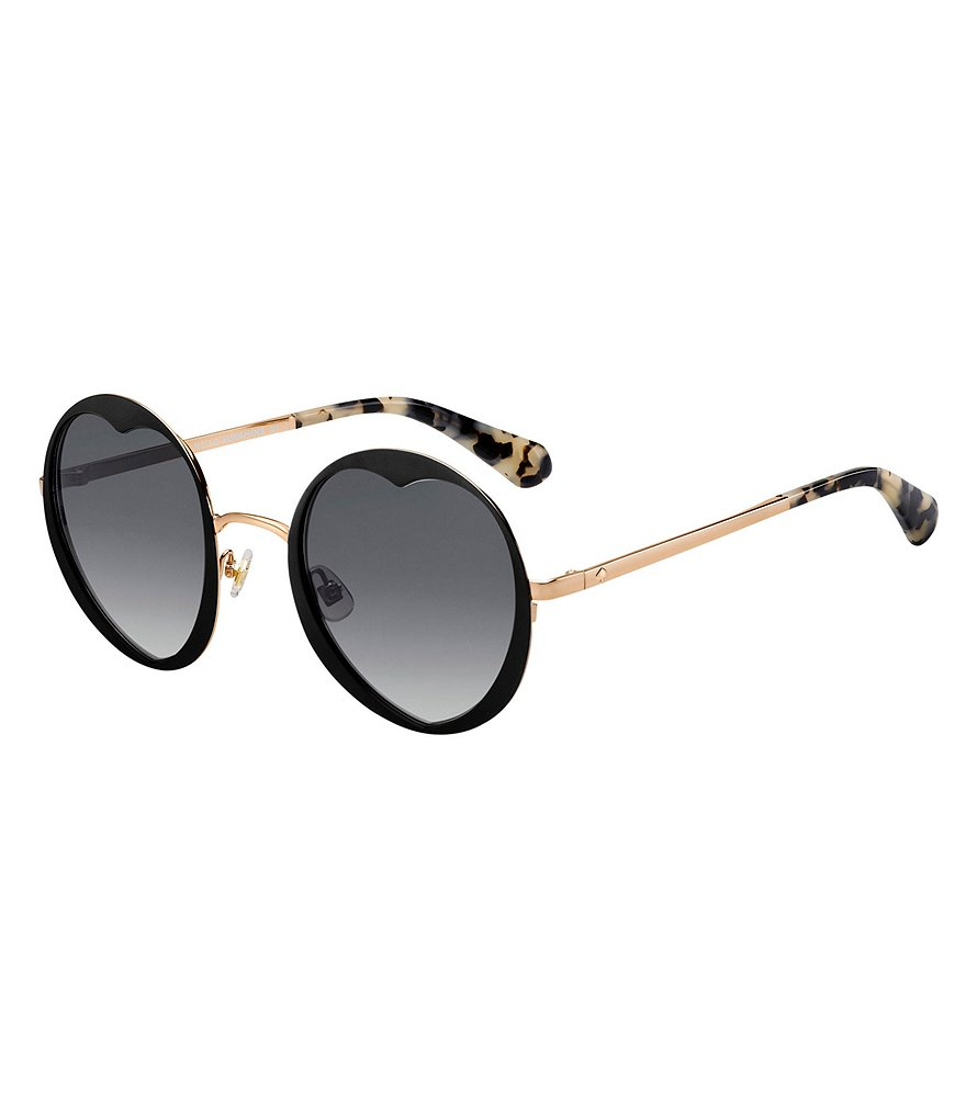 kate spade new york Rosaria Heart Sunglasses