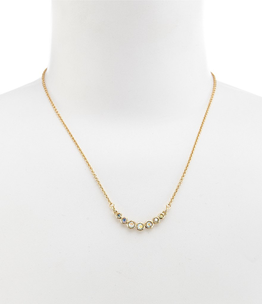 kate spade new york Small Dainty Necklace
