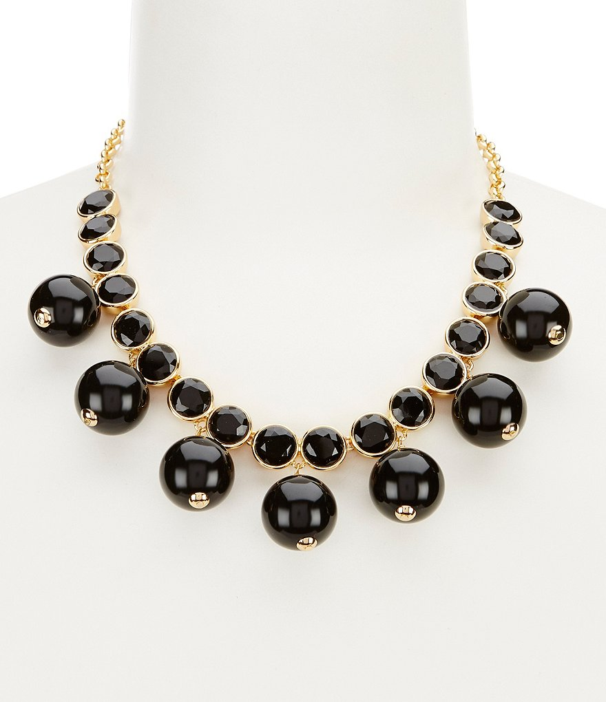 kate spade new york True Colors Bauble Statement Necklace
