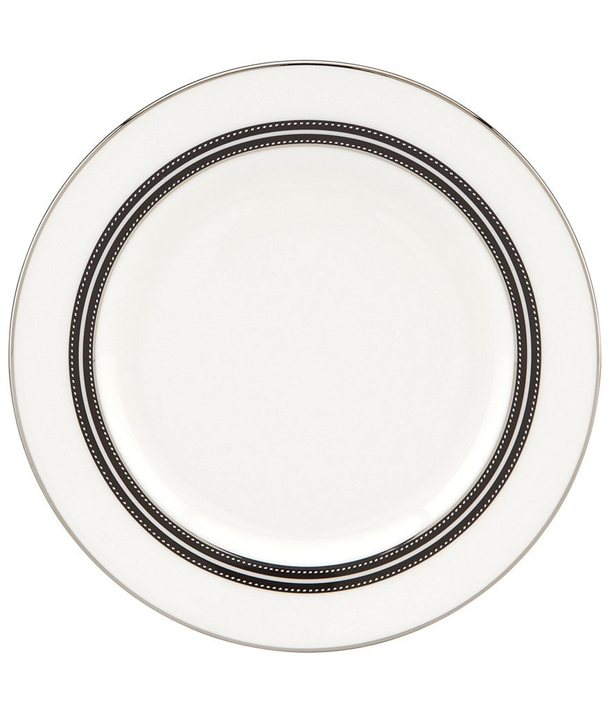 kate spade new york Union Street Bread and Butter Plate