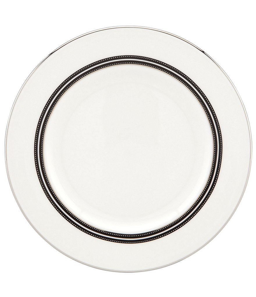 kate spade new york Union Street Salad Plate