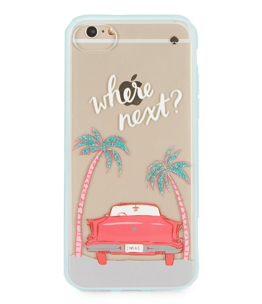 kate spade new york Where Next iPhone 7/8 Case