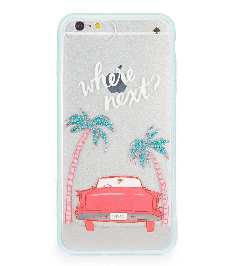 kate spade new york Where Next iPhone 7/8 Plus Case