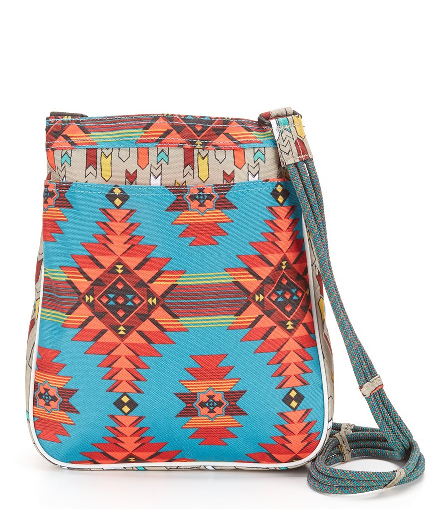 Kavu Keepsake Printed Cross-Body Bag