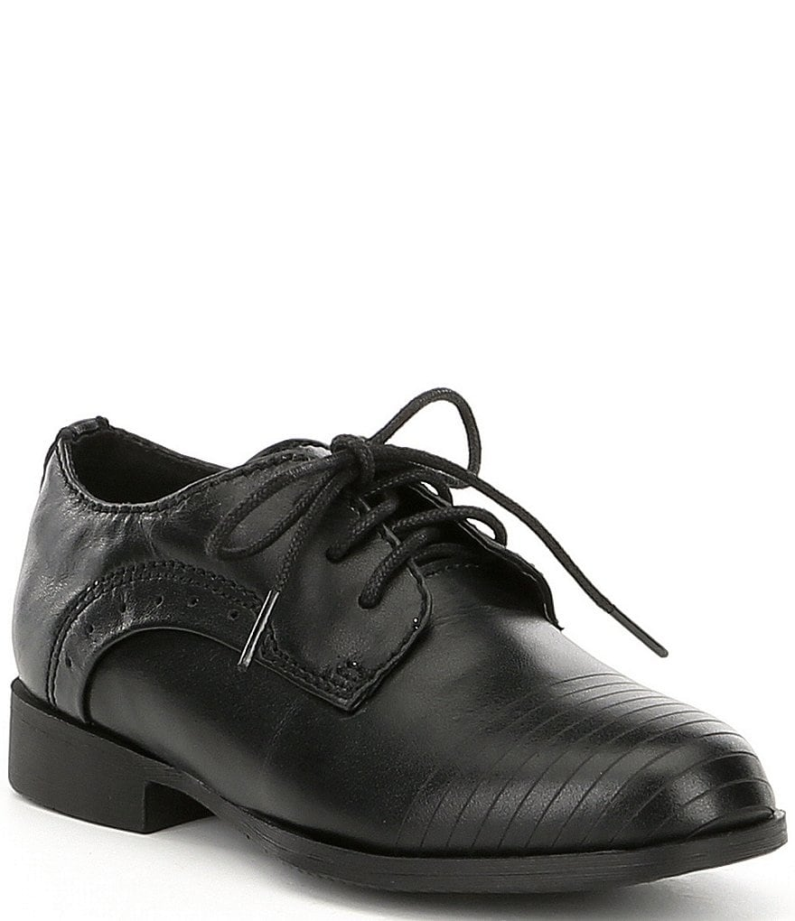 Kenneth Cole New York Boys' Straight Line-T Oxfords