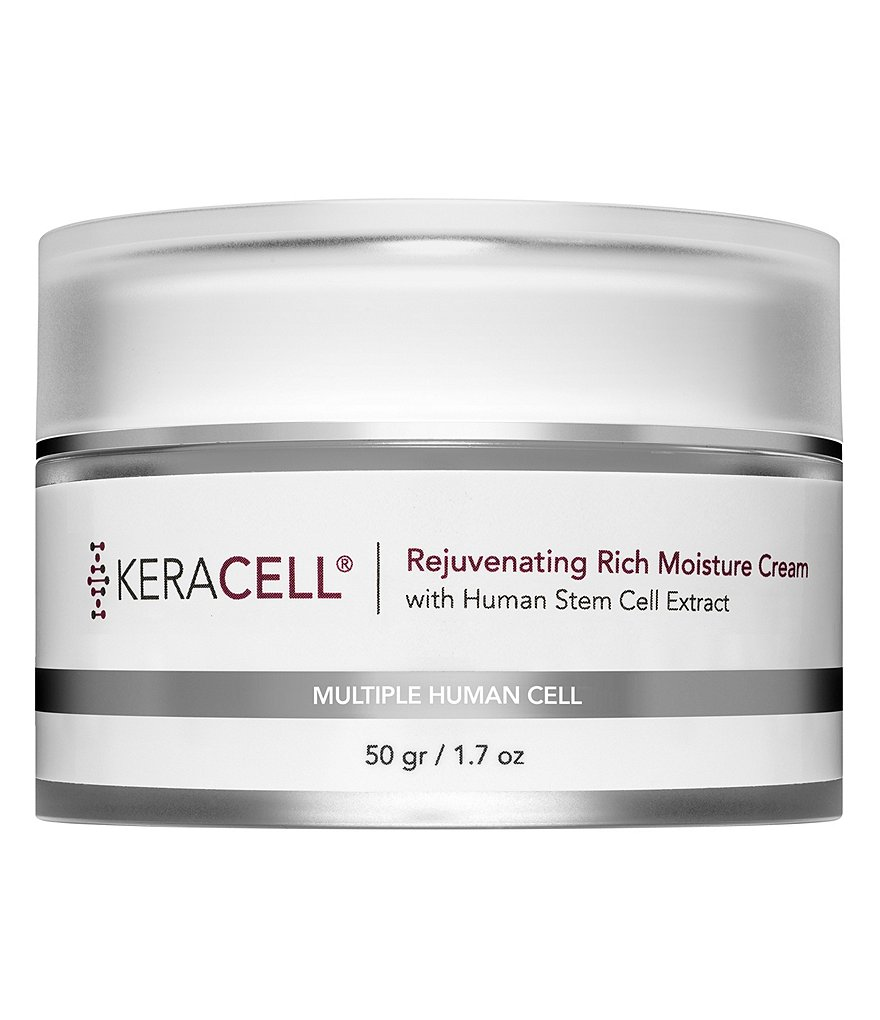 KERACELL Rejuvenating Rich Moisture Cream with MHCsc™ Technology