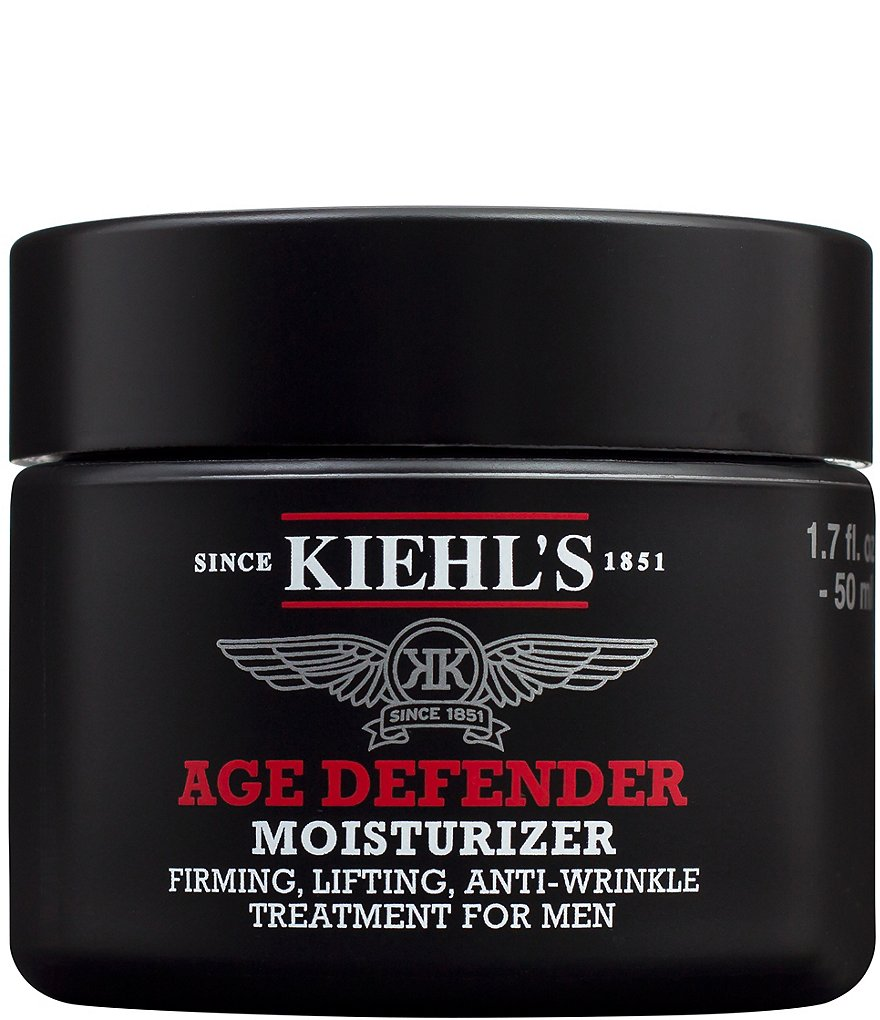Kiehl's Since 1851 Age Defender Moisturizer - Firming, Lifting, Anti-Wrinkle Treatment for Men
