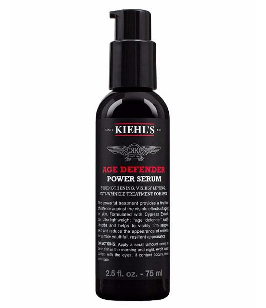 Kiehls Since 1851 Age Defender Power Serum - Strengthening Visibly Lifting Anti-Wrinkle Treatment