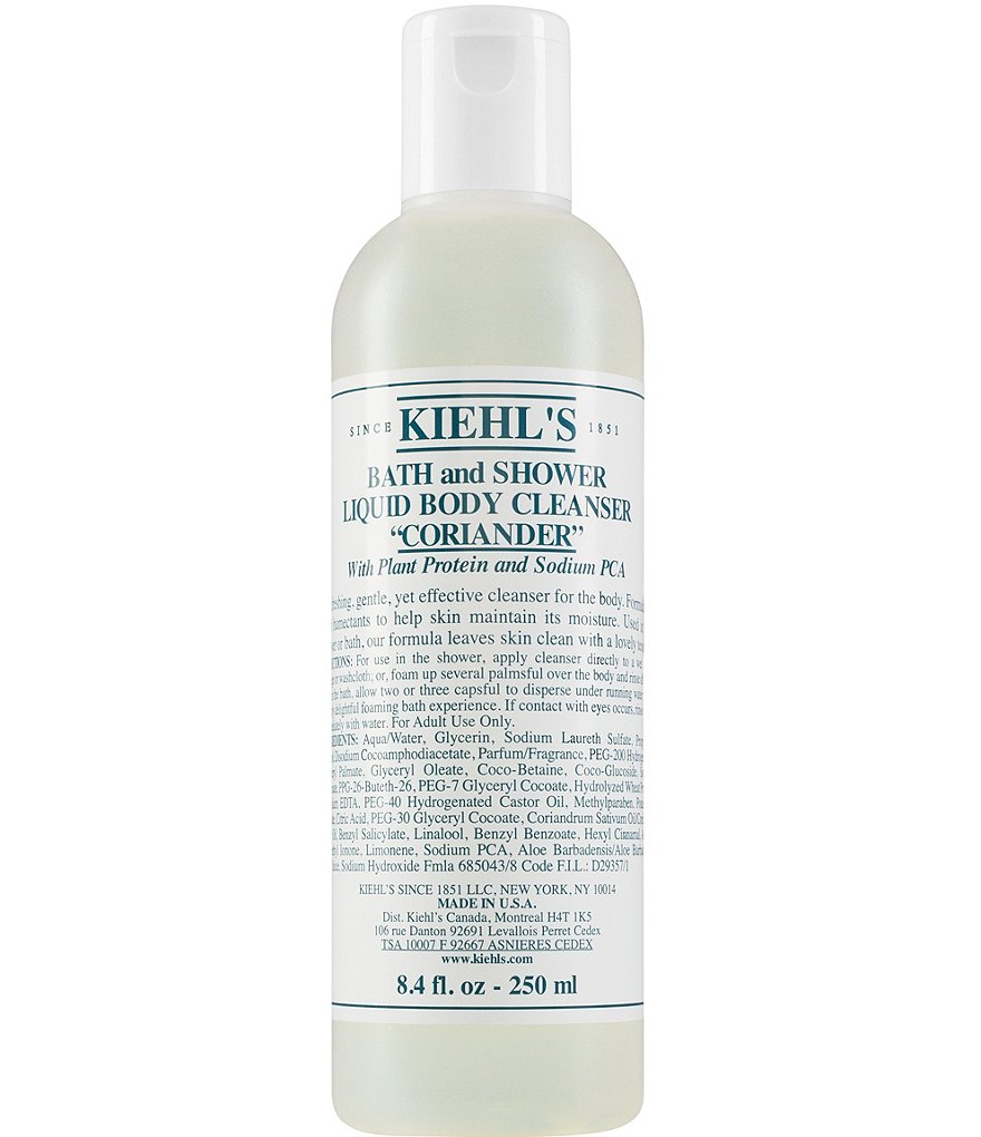 Kiehl's Since 1851 Bath and Shower Liquid Body Cleanser