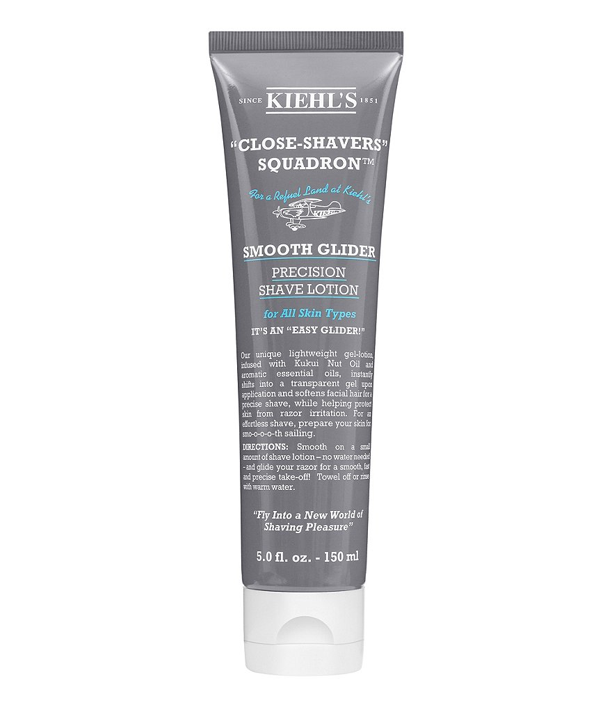 Kiehl´s Since 1851 Close Shavers Squadron Smooth Glider Precision Shave Lotion