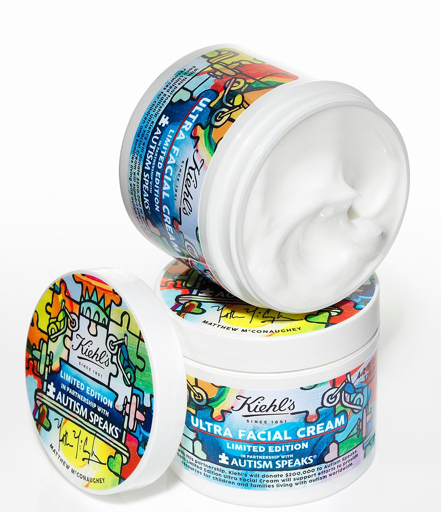 Kiehl´s Since 1851 Limited-Edition Autism Speaks Ultra Face Cream