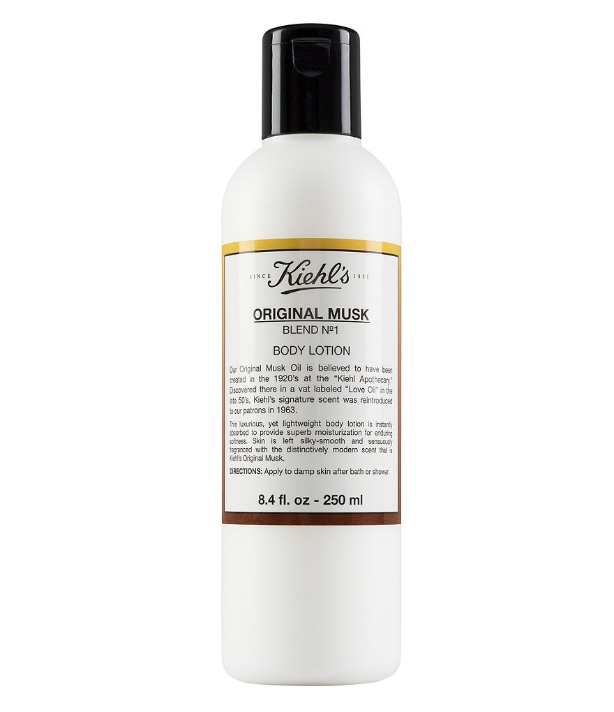 Kiehl's Since 1851 Musk Lotion