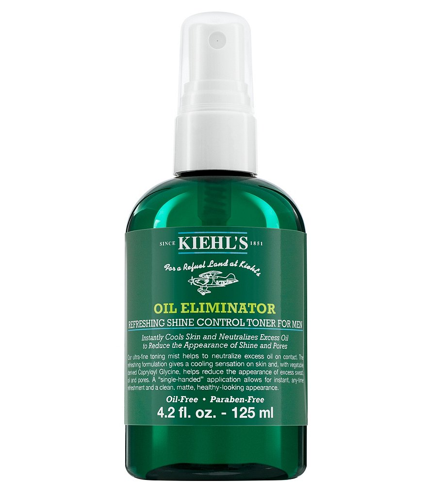 Kiehl's Since 1851 Oil Eliminator Refreshing Shine Control Toner for Men