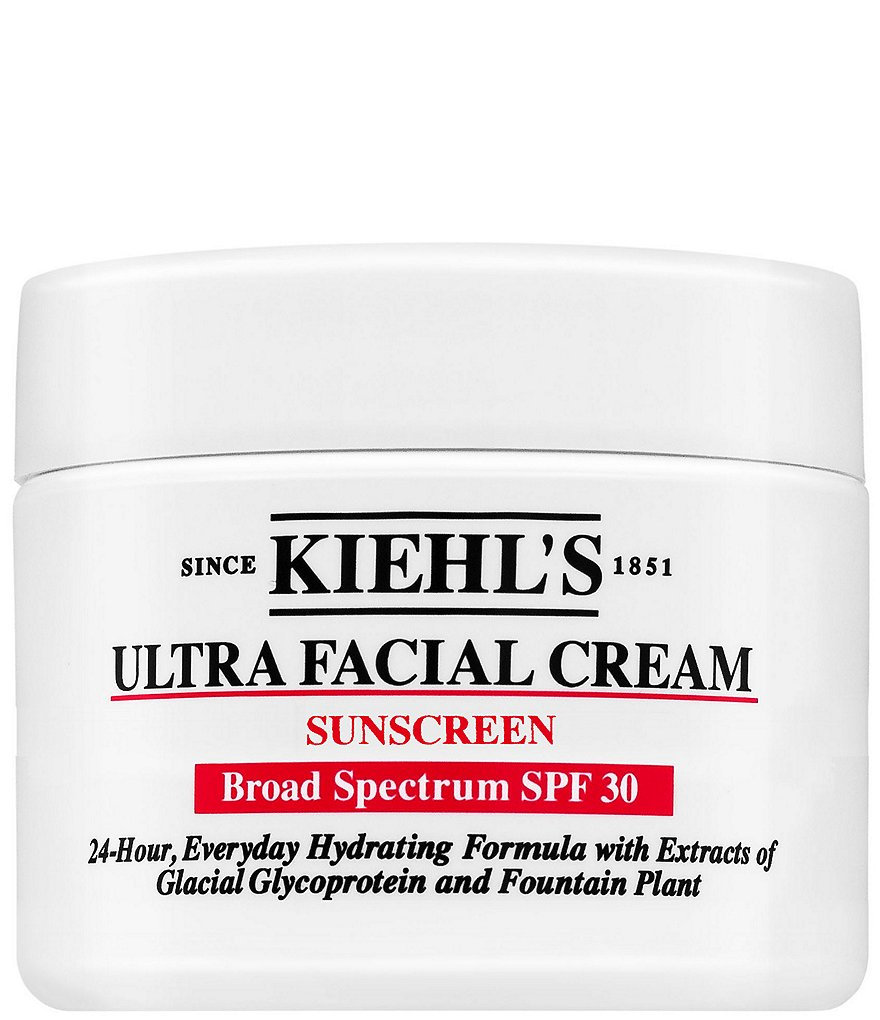 Kiehl's Since 1851 Ultra Facial Cream Sunscreen Broad Spectrum SPF 30