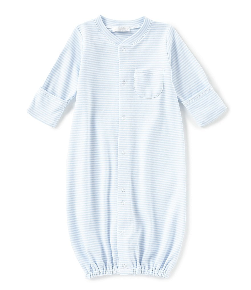 Kissy Kissy Baby Girls Preemie-Newborn Simple Stripes Nightgown ...