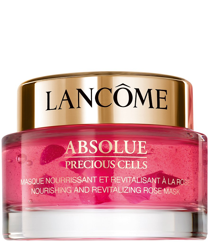 Lancome Absolue Precious Cells Nourishing & Revitalizing Rose Face Treatment Mask
