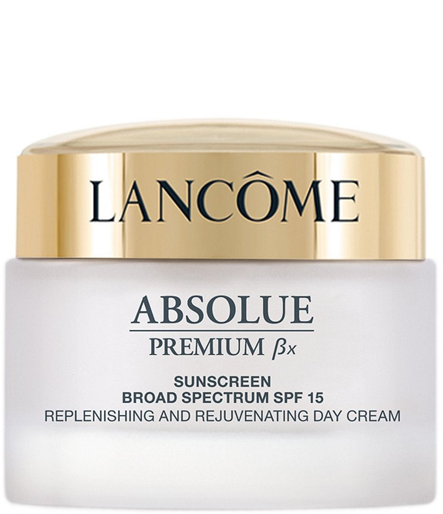 Lancome Absolue Premium Bx Absolute Replenishing Cream & Lotion SPF 15