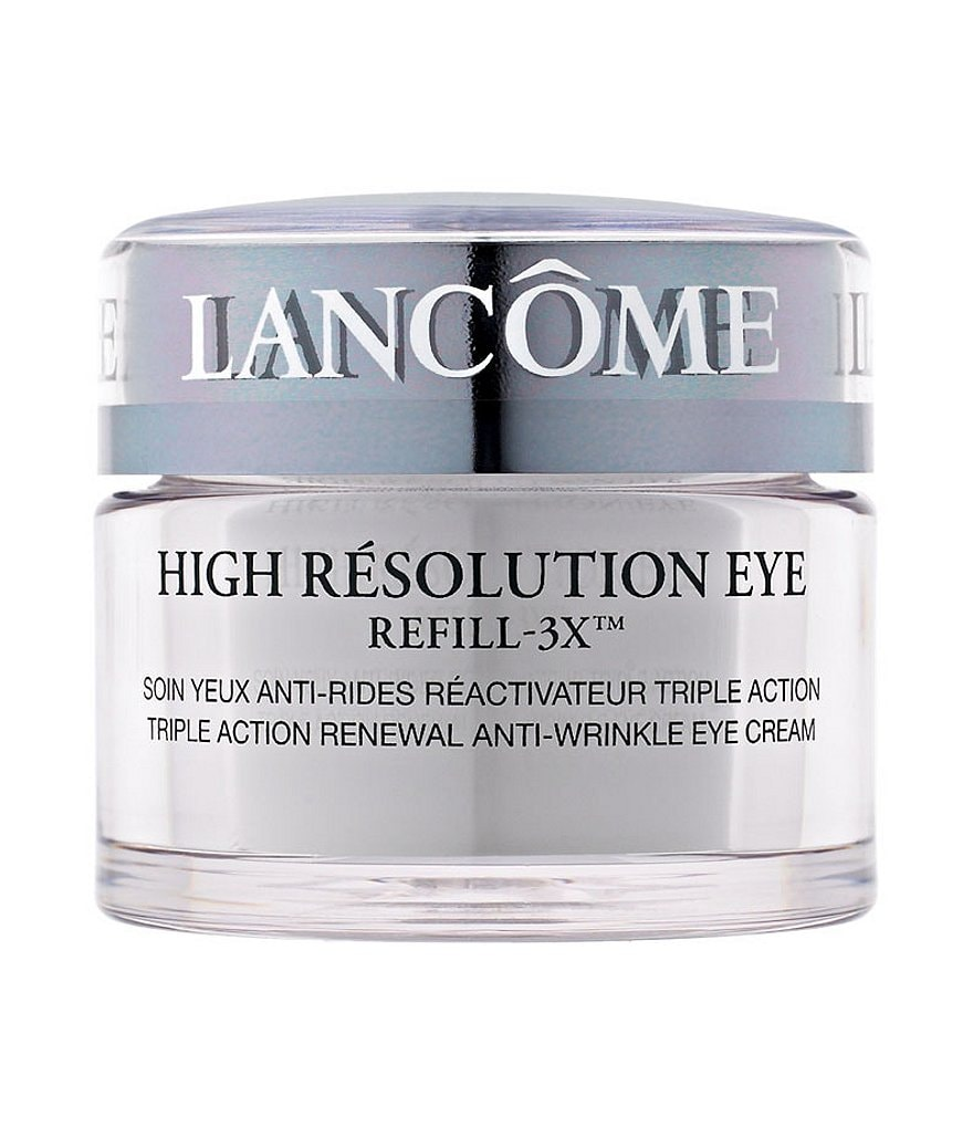 Lancome High Resolution Eye Refill-3X™ Triple Action Renewal Anti-Wrinkle Eye Cream