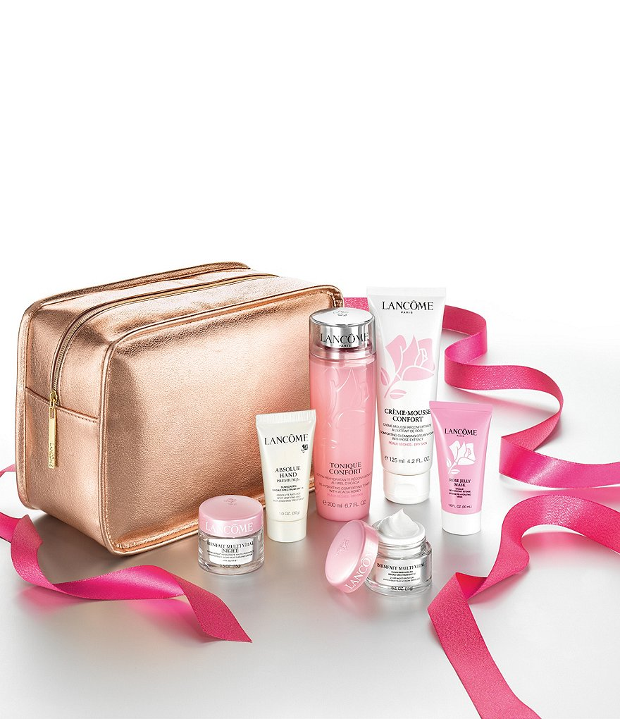 Lancome Skincare Treatment Holiday Purchase with Purchase