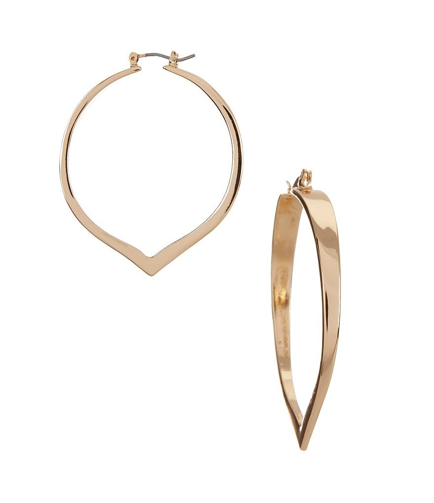 Landry Large Hoop Earrings