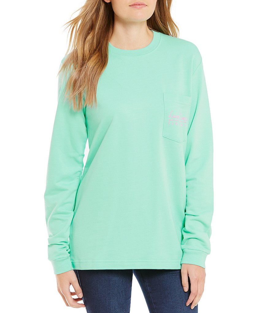 Lauren James Logo Sweatshirt