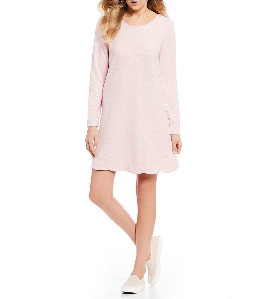 Lauren James Nellie Long Sleeve Dress