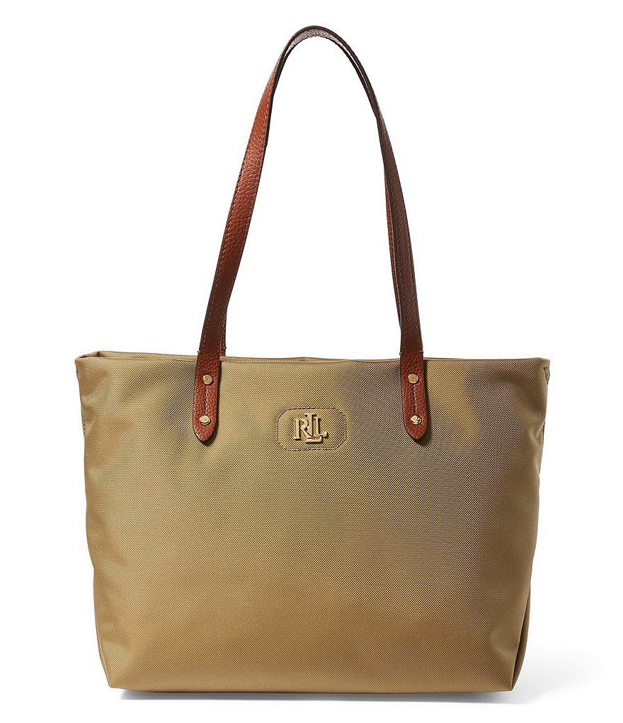 Lauren Ralph Lauren Bainbridge Nylon Shopper