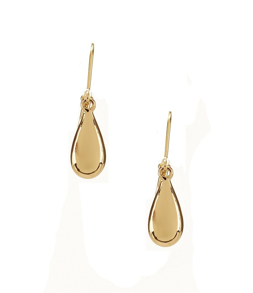 Lauren Ralph Lauren Gold Teardrop Earrings