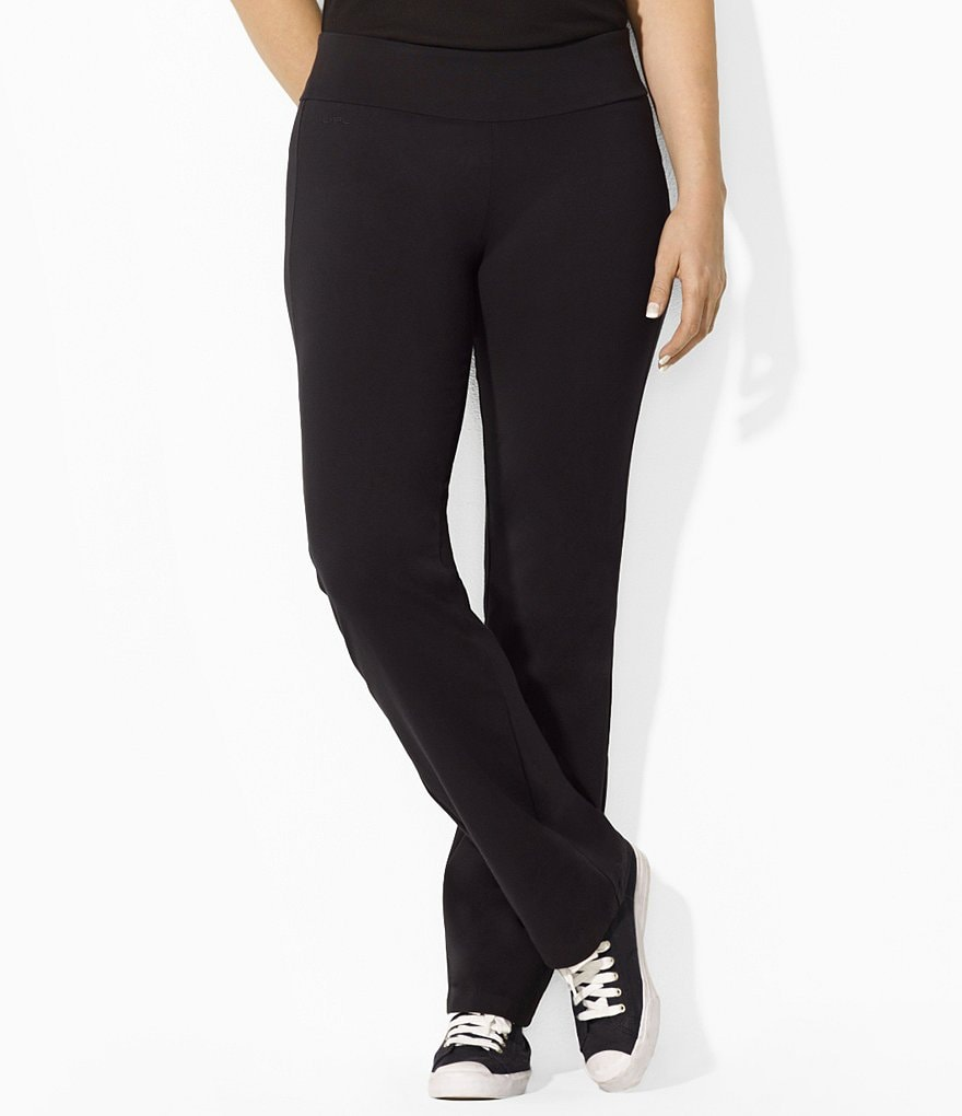 Lauren Ralph Lauren Plus Jersey Pants