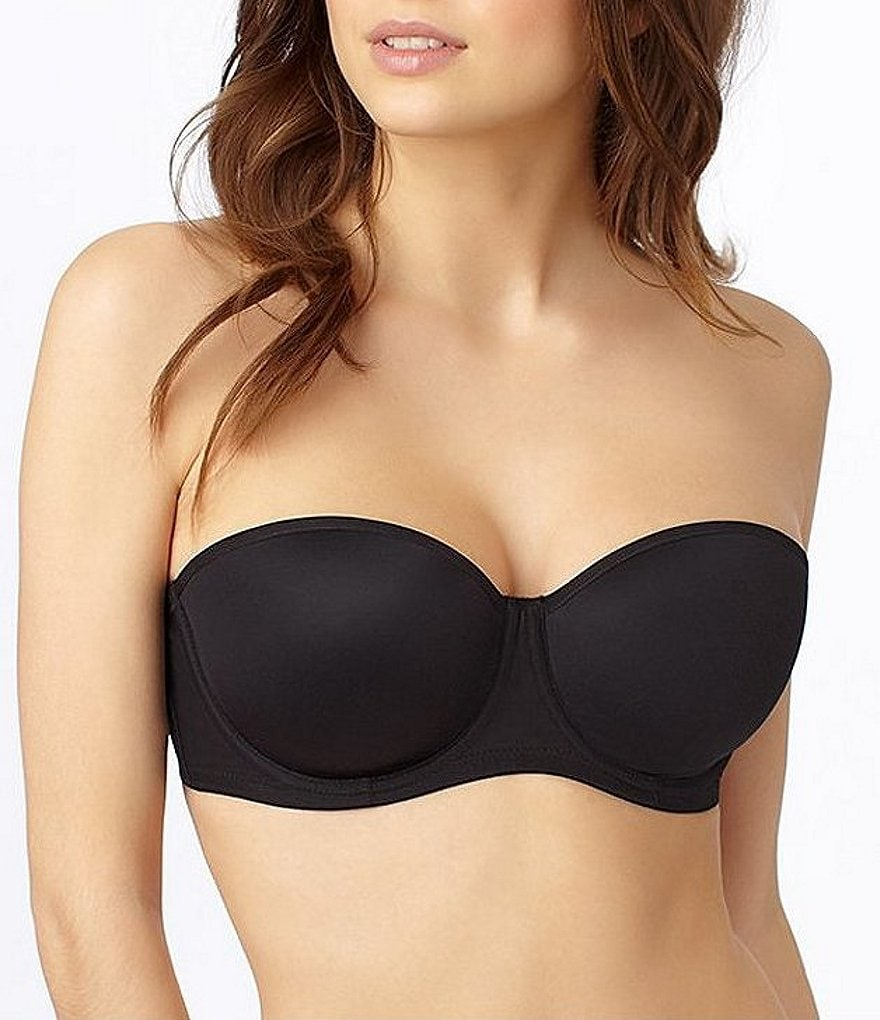 Le Mystere Soiree Full-Figure Strapless Bra
