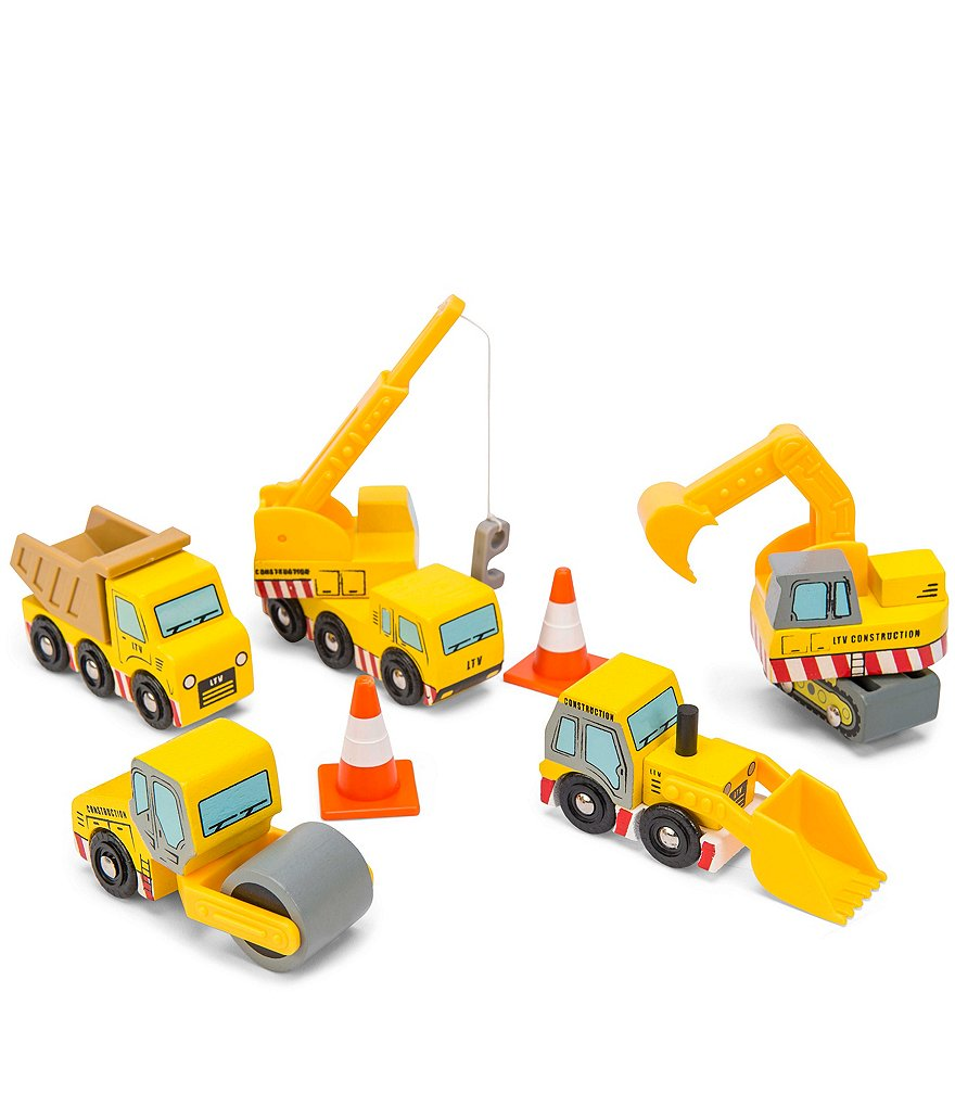Le Toy Van Cars & Construction Construction Set
