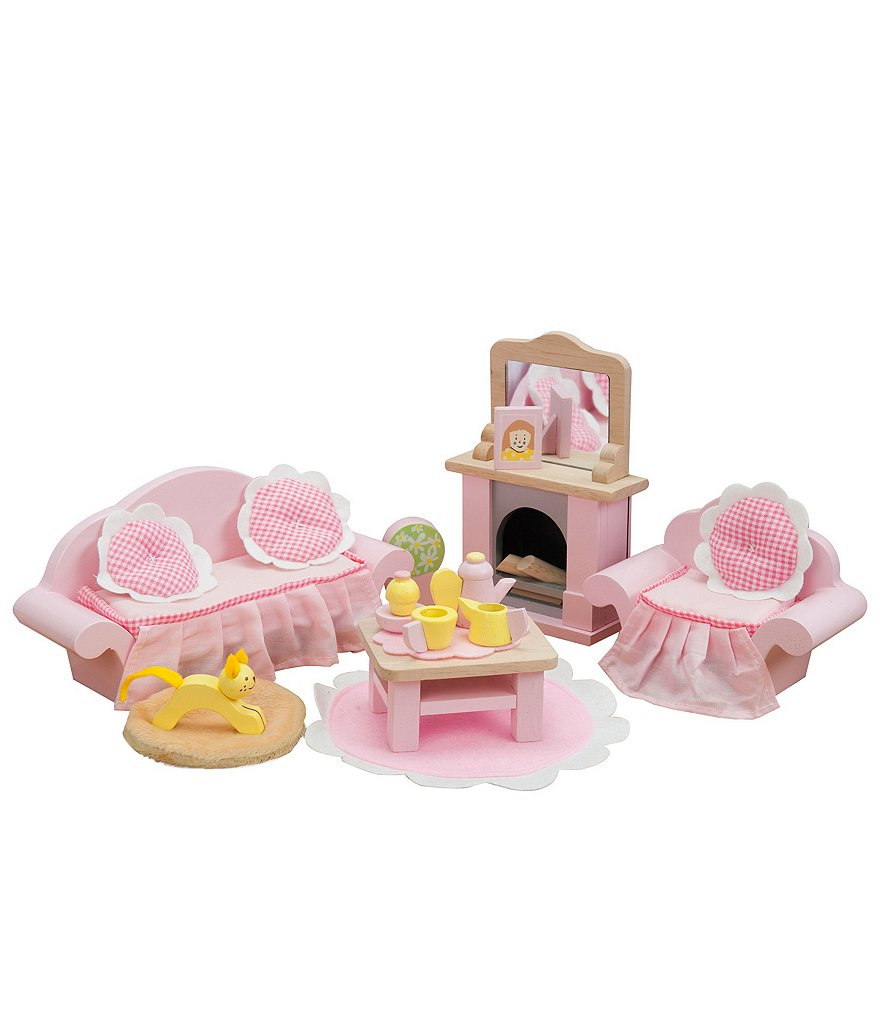 Le Toy Van Honeybake Daisy Lane Sitting Room Furniture Set
