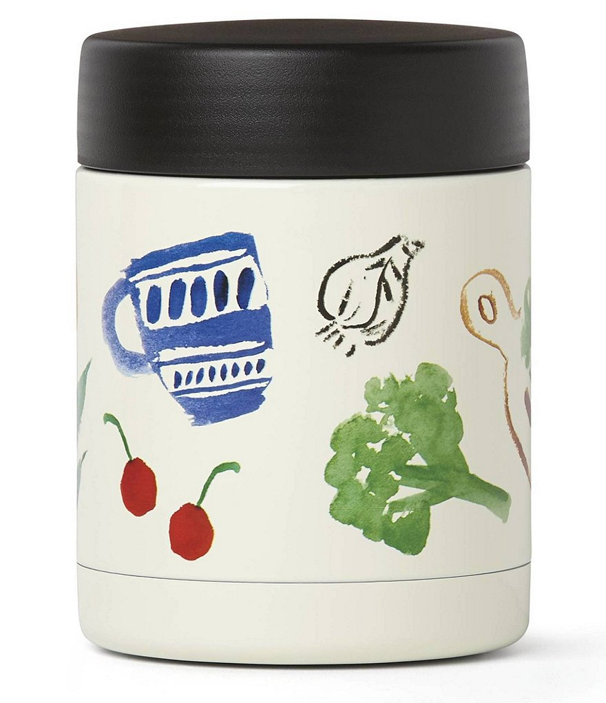 kate spade new york All in Good Taste Pretty Pantry Double-Wall Insulated Food Container