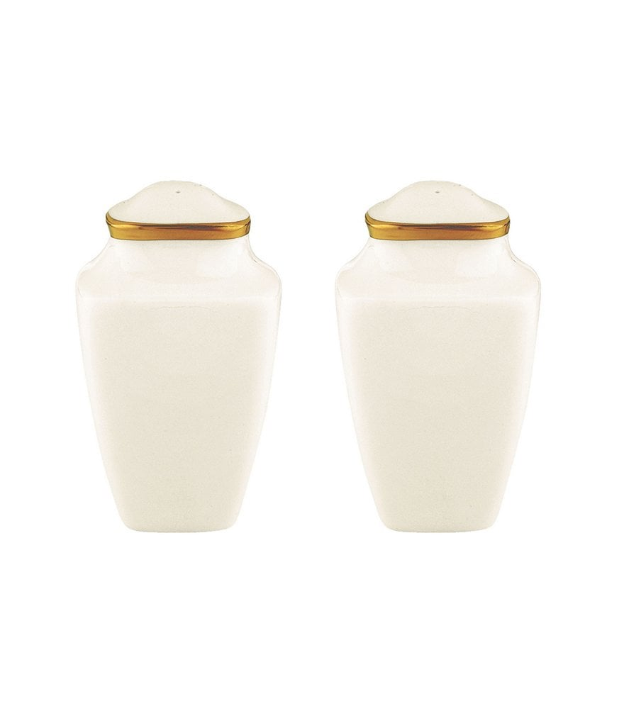 Lenox Eternal Ivory Salt & Pepper Shaker Set