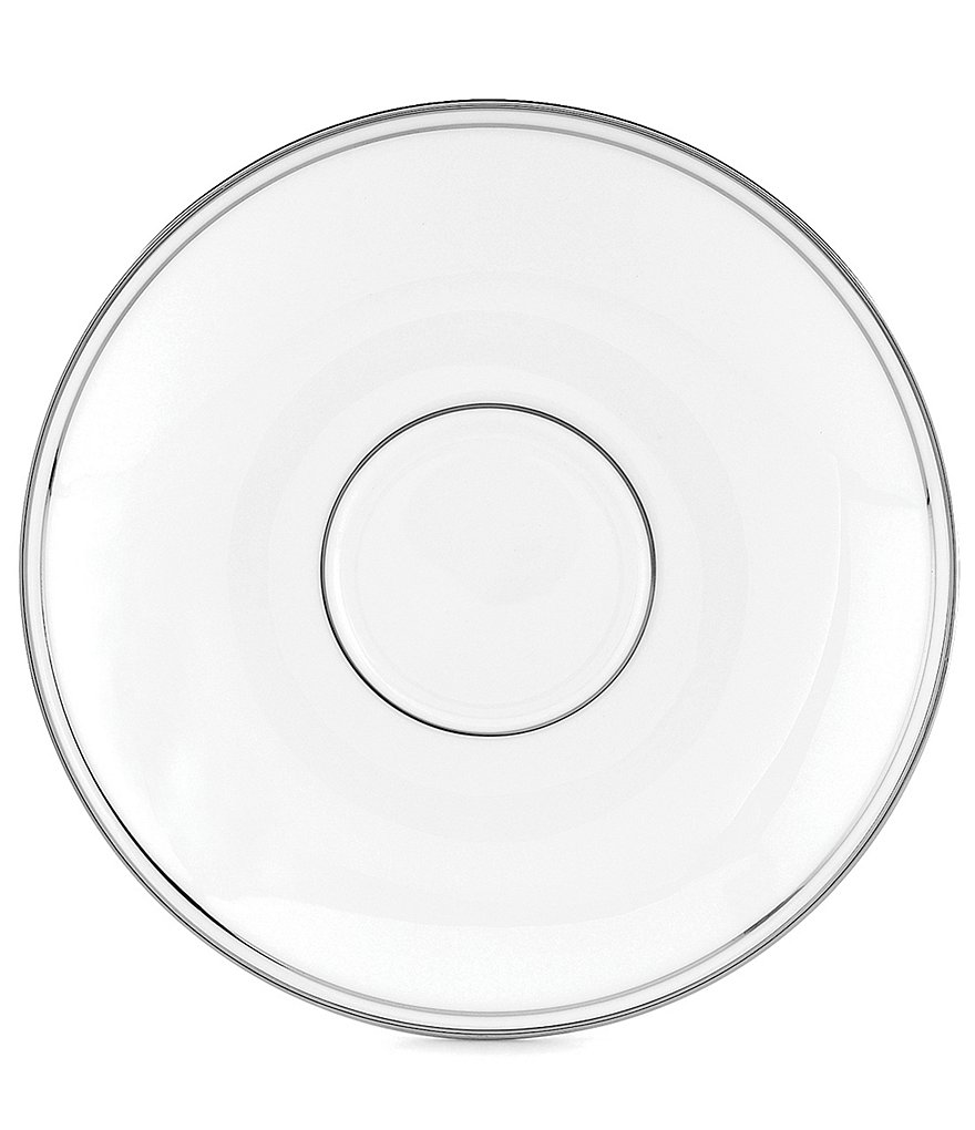Lenox Federal Platinum Bone China Saucer