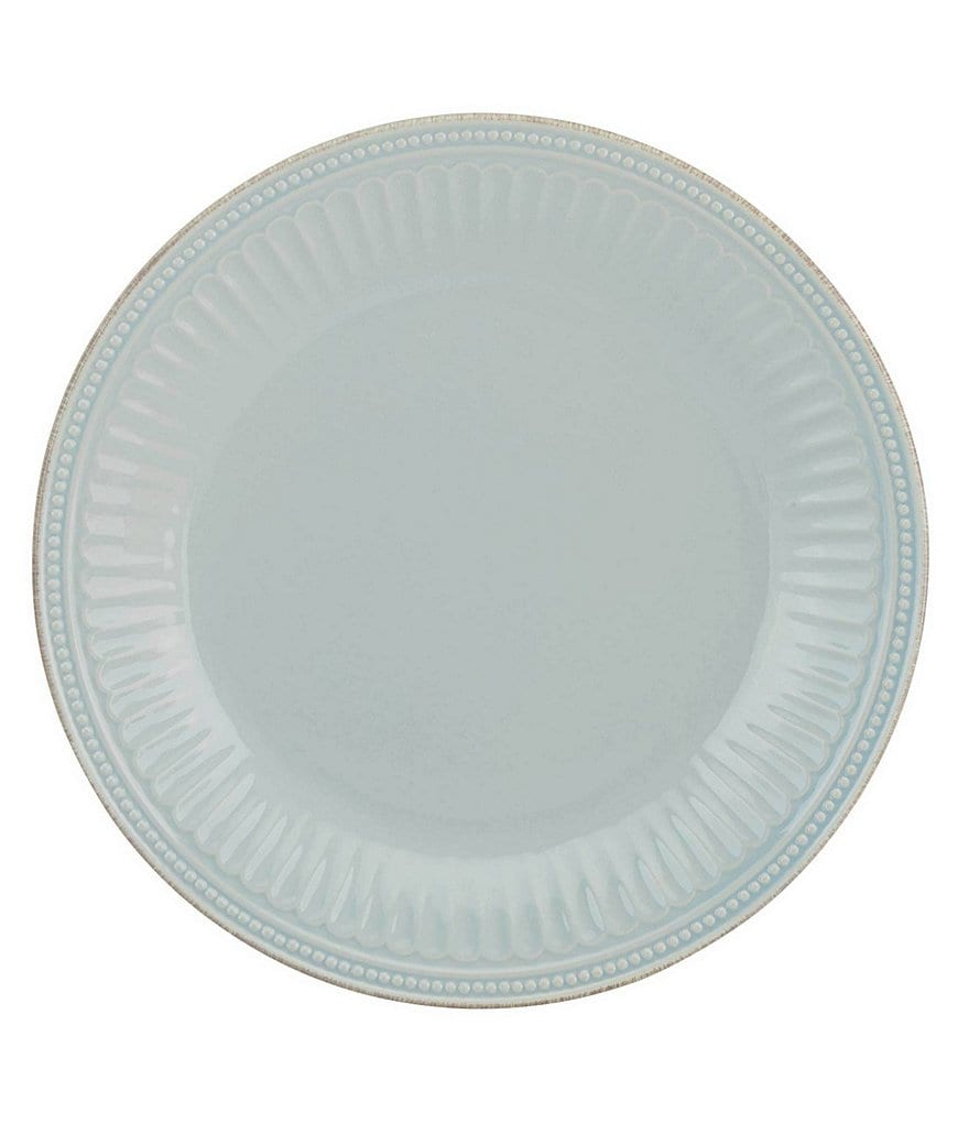 Lenox French Perle Groove 11 Dinner Plate