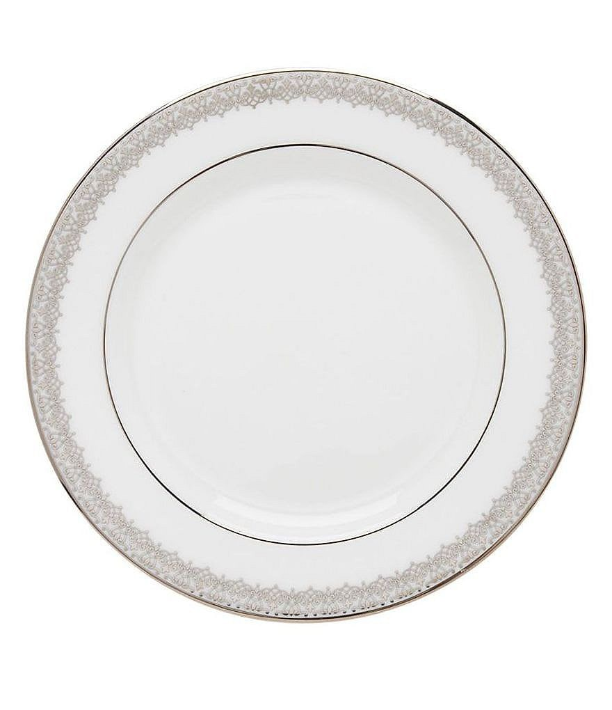 Lenox Lace Couture China Bread and Butter Plate