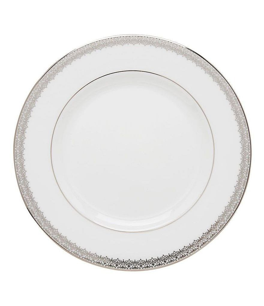 Lenox Lace Couture China Salad Plate
